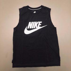 Women's Nike Cotton Muscle Tank